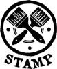 STAMP , les t-shirts en coton bio illustrés par des artistes Logo